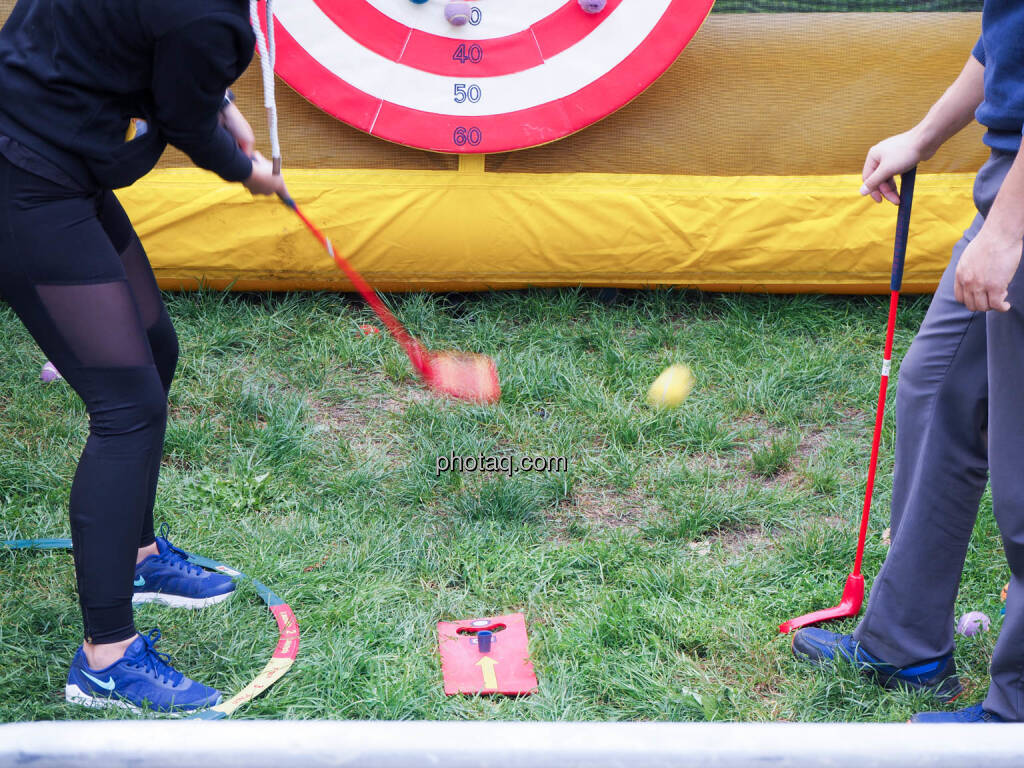 Golf, Abschlag, © photaq.com (23.09.2018)