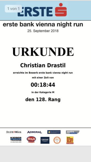 18:44 war angesichts des Nicht-Mehr-Trainings noch sehr brav (26.09.2018)