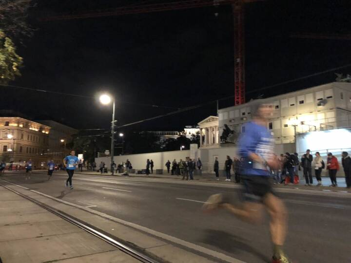 Christian Drastil Vienna Night Run 2018