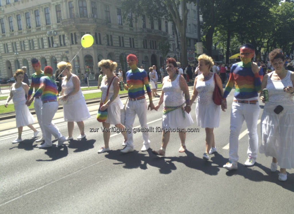 Regenbogenparade 2013 in Wien (16.06.2013)