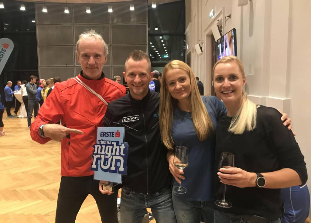 Christian Drastil, Matthias Bauer, Diana Berisa-Klusoczki, Melanie Brandstätter (26.09.2018)