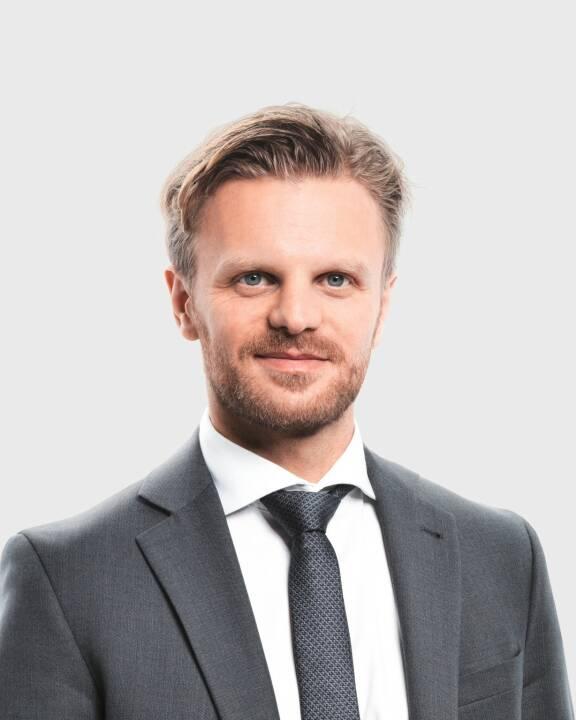 CA Immo: Markus Kuttner verantwortet als Head of Real Estate Business Operations AT and CEE die Bereiche Asset und Investment Management sowie Development und Technik in Österreich und Osteuropa, Credit: CA Immo