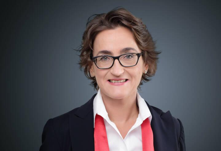 """Unicredit Bank Austria: Susanne Wendler wird Vorstand der """"Unternehmerbank"""" mit dem Verantwortungsbereich Firmenkunden, Real Estate und Public Sector, Credit: UniCredit Bank Austria"""