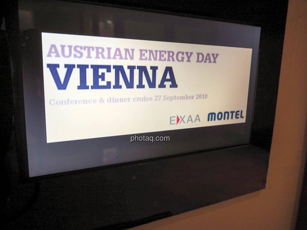 Austrian Energy Day 2018, © photaq (27.09.2018)
