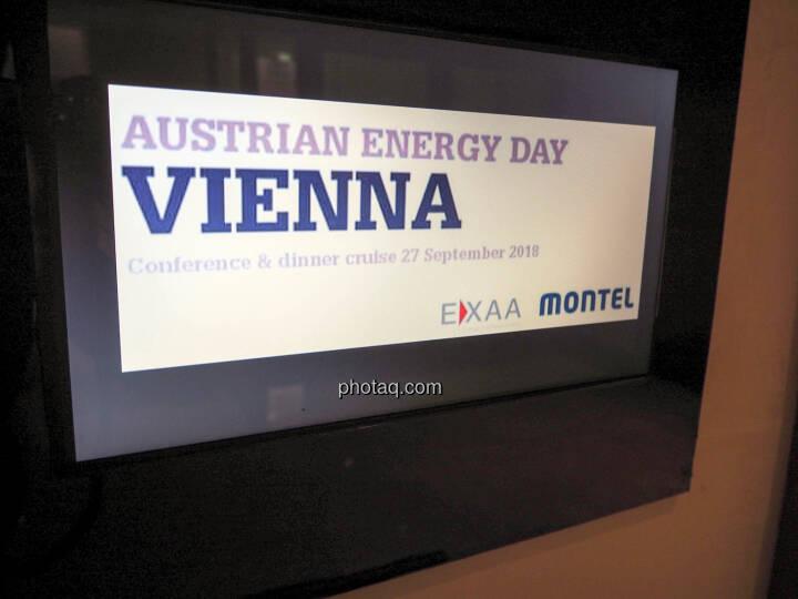 Austrian Energy Day 2018