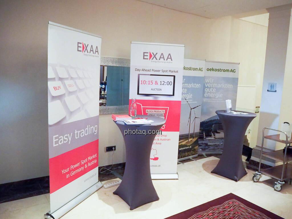 EXAA - Austrian Energy Day 2018, © photaq (27.09.2018)