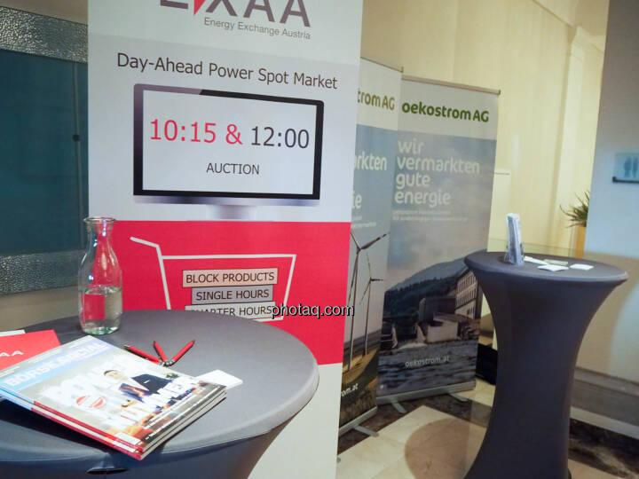 EXAA, Börse Social Magazine, Austrian Energy Day 2018
