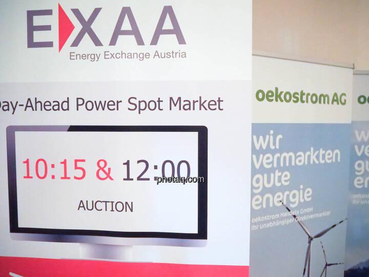 EXAA, oekostrom AG, Austrian Energy Day 2018