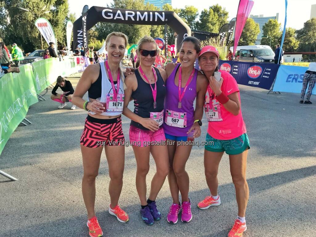 GARMIN LADIES RUN (30.09.2018)