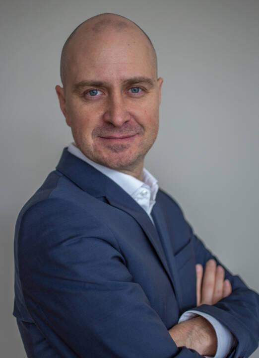 Robert Feitscher, Geschäftsführer der EMD GmbH und Scanpoint GmbH, © Robert Feitscher