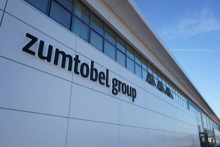 Zumtobel Group, Gebäude, Werk, Credit: Zumtobel