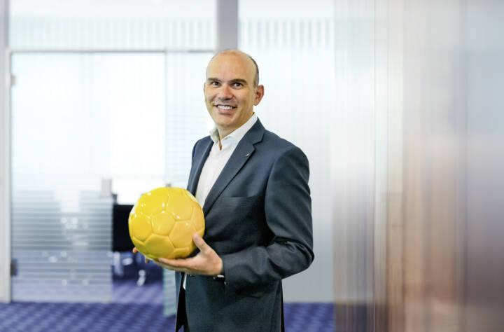 Novomatic rüstet personell auf und holt mit Felipe Ludeña einen branchenbekannten Experten für das internationale Sportwettengeschäft an Bord. Credit: Novomatic