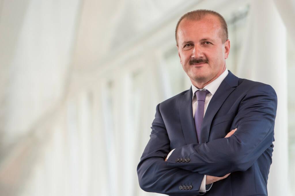 Alois Wögerbauer, Geschäftsführer 3 Banken Generali KAG, Credit: 3 Banken Generali KAG, © Aussender (02.10.2018)