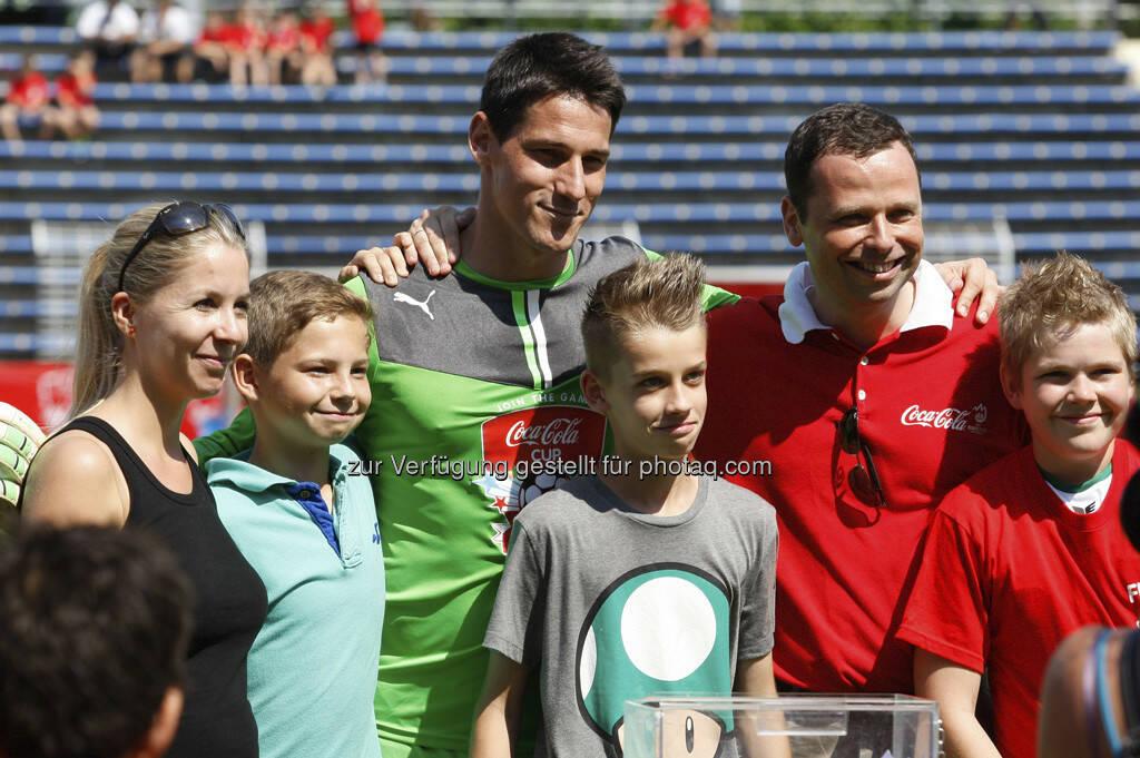 Coca Cola Cup, Bundesfinale, Helge Payer, © www.GEPA-pictures.com (17.06.2013)