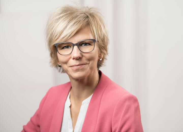 Carola Millgramm hat die Leitung der Gasabteilung der Regulierungsbehörde E-Control übernommen. Credit: Fotocredit:E-Control, Georg Wilke