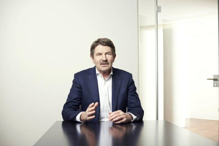 S Immo-Vorstand Ernst Vejdovszky, Credit: Thomas Smetana