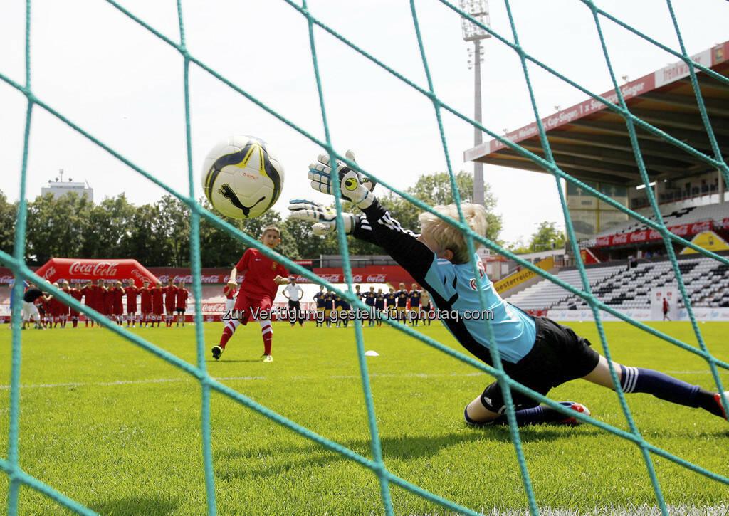 Coca Cola Cup, Bundesfinale, © www.GEPA-pictures.com (17.06.2013)