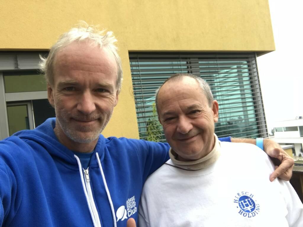 Christian Drastil, Kurt Hirsch (18.10.2018)