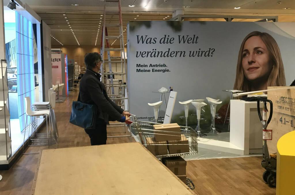 Gewinn-Messe 2018: Magazine-Lieferung an etliche Partner (18.10.2018)