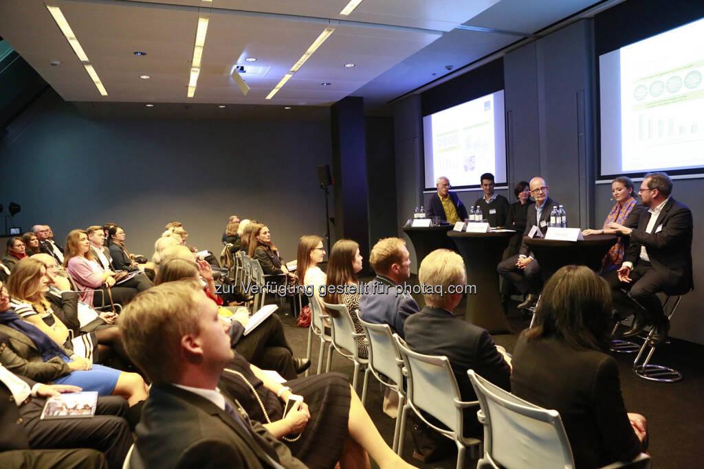 CIRA Jahreskonferenz 2018, © C.I.R.A./APA-Fotoservice/Bargad Fotograf/in: Nadine Bargad (18.10.2018)