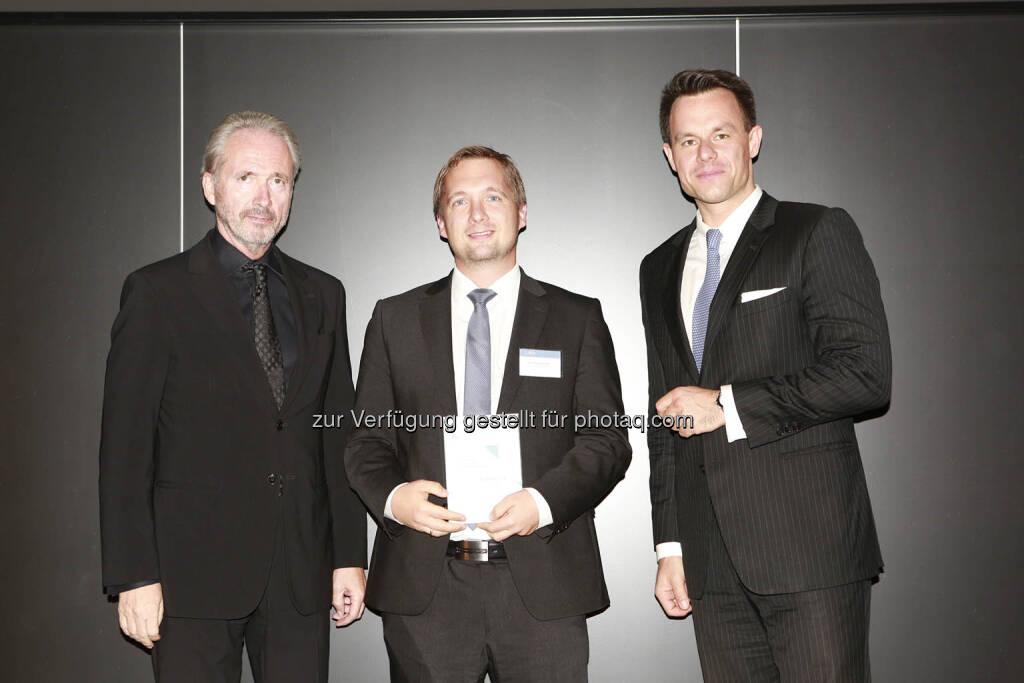 C.I.R.A. Jahreskonferenz 2018, Felix Demmelhuber (Amag), Christoph Boschan (Wiener Börse), © C.I.R.A./APA-Fotoservice/Bargad Fotograf/in: Nadine Bargad (18.10.2018)