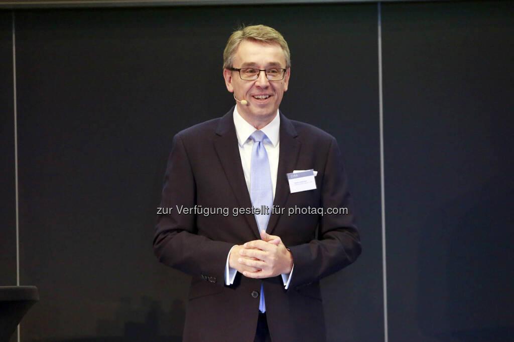 Harald Hagenauer (Post AG), © C.I.R.A./APA-Fotoservice/Bargad Fotograf/in: Nadine Bargad (18.10.2018)