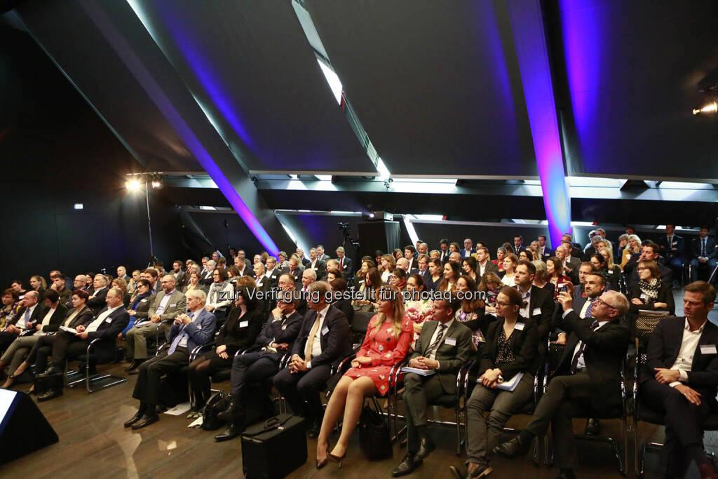 C.I.R.A. Jahreskonferenz 2018, Sofitel, © C.I.R.A./APA-Fotoservice/Bargad Fotograf/in: Nadine Bargad (18.10.2018)