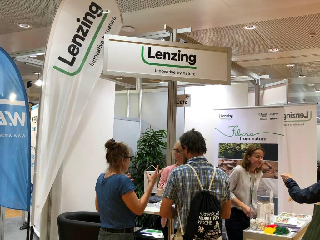 Lenzing, Gewinn Messe (18.10.2018)