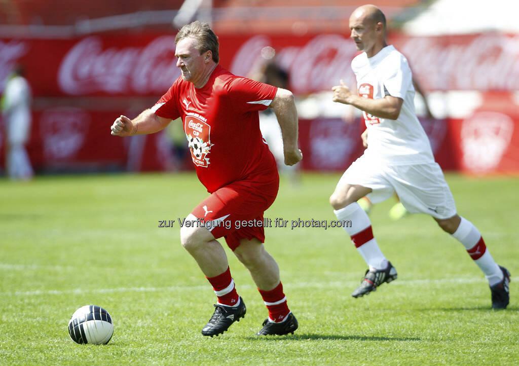 Coca Cola Cup, Bundesfinale, Andreas Ogris, Foto: GEPA pictures/ Mario Kneisl (17.06.2013)