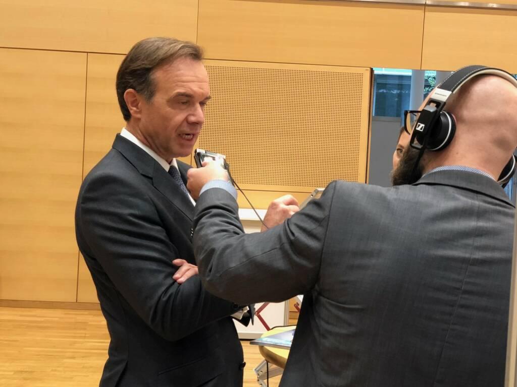 UBM-CEO Thomas G. Winkler im Interview mit Sebastian Leben von boersenradio.at (18.10.2018)