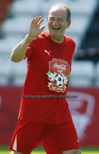 Coca Cola Cup, Bundesfinale, Herbert Prohaska, Foto: GEPA pictures/ Mario Kneisl (17.06.2013)