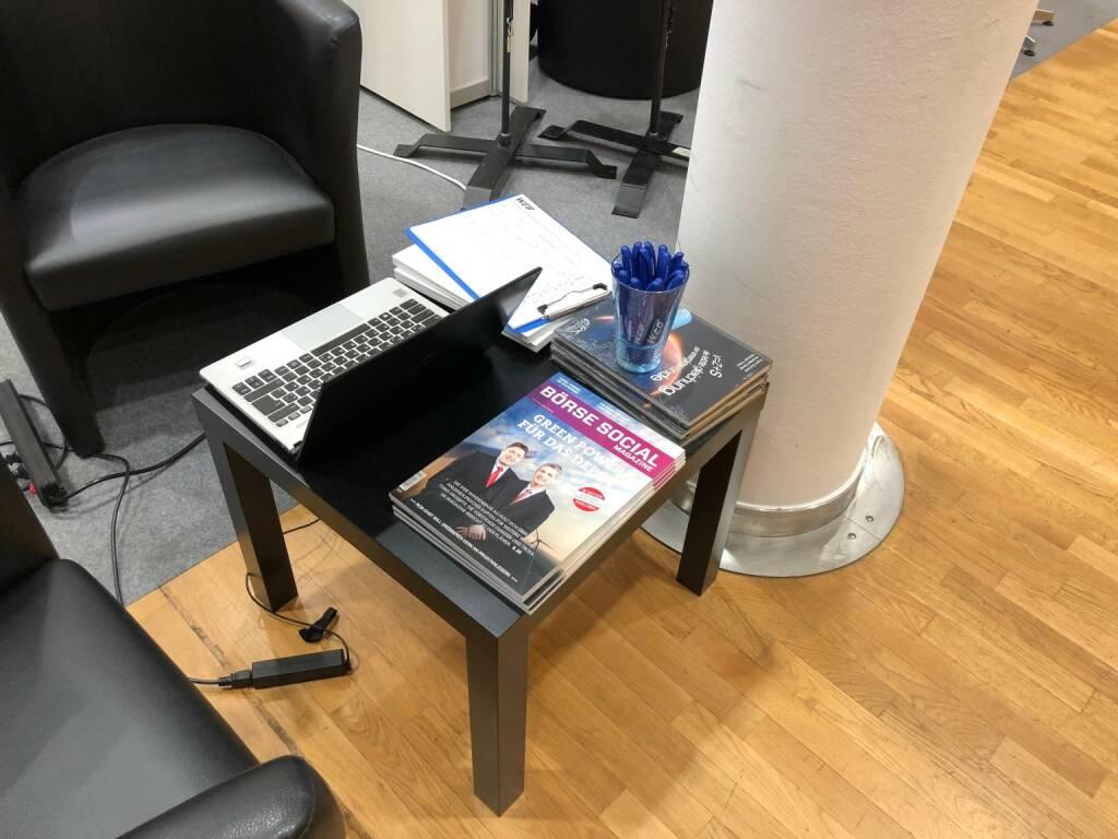 Börse Social Magazine (18.10.2018)