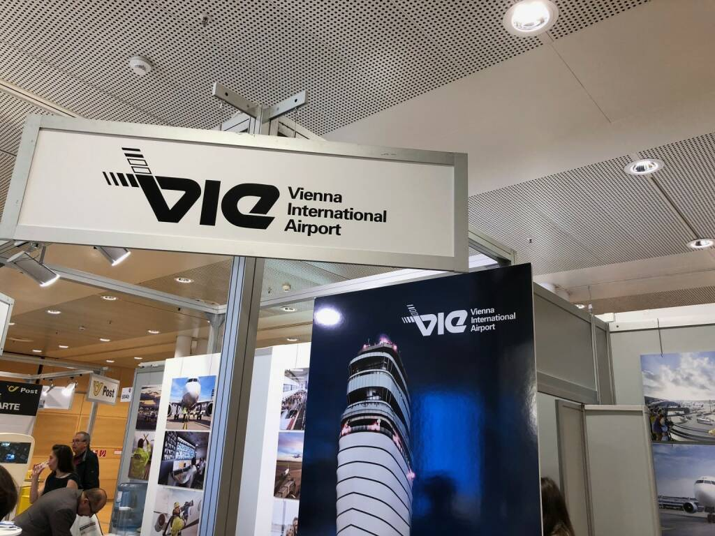 Flughafen Wien, Gewinn Messe (18.10.2018)