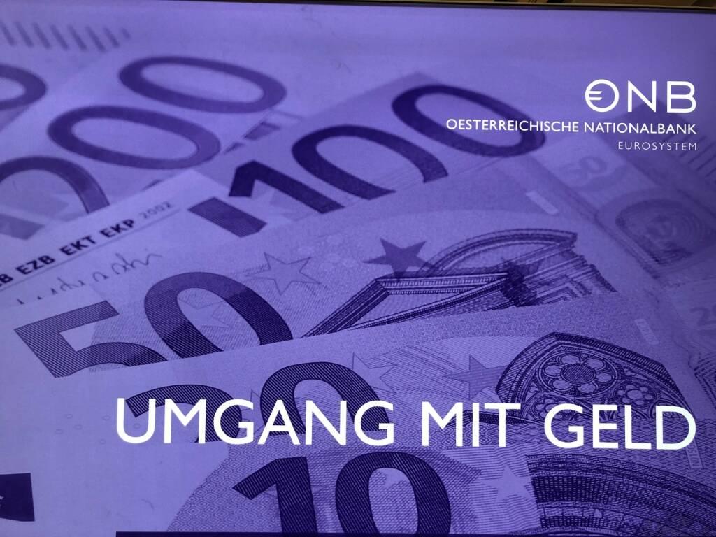 OeNB, Österreichische Nationalbank (18.10.2018)