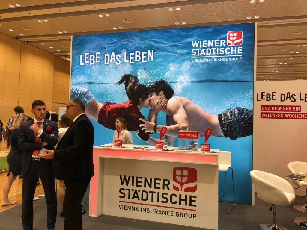 Wiener Städtische auf der Gewinn Messe (18.10.2018)