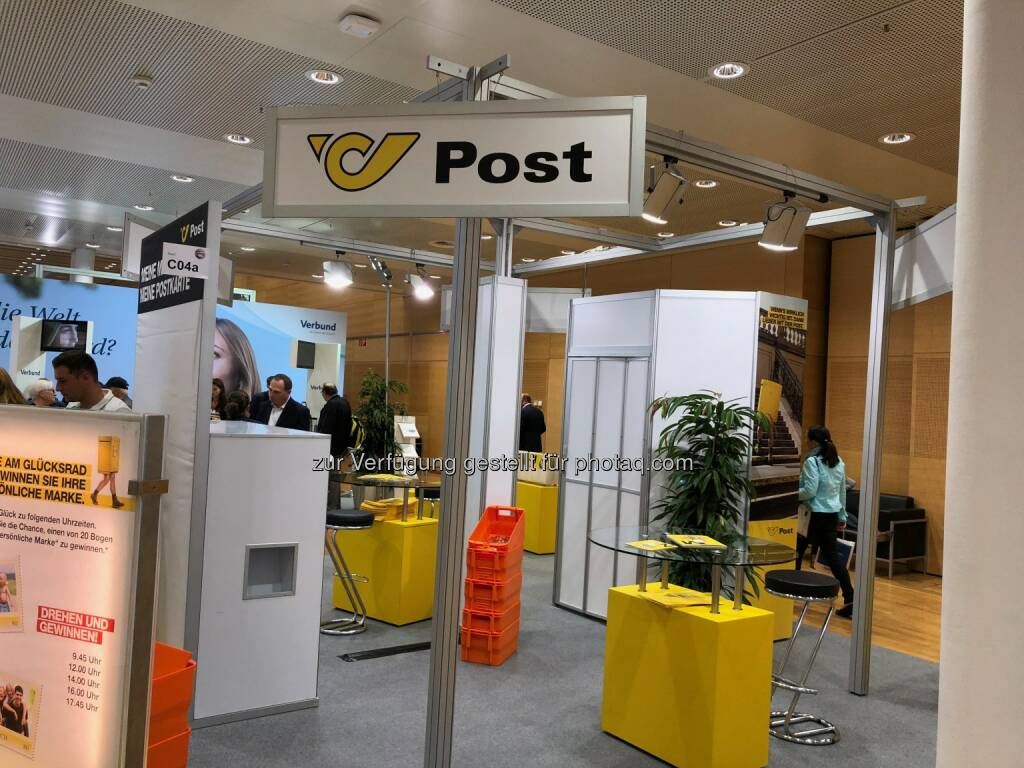 Post, Gewinn Messe (18.10.2018)