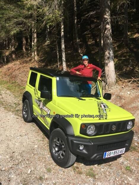 Paul Gerstgraser Suzuki Jimny (21.10.2018)