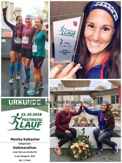 Halbmarathon beim Baumit Piestingtallauf (21.10.2018)