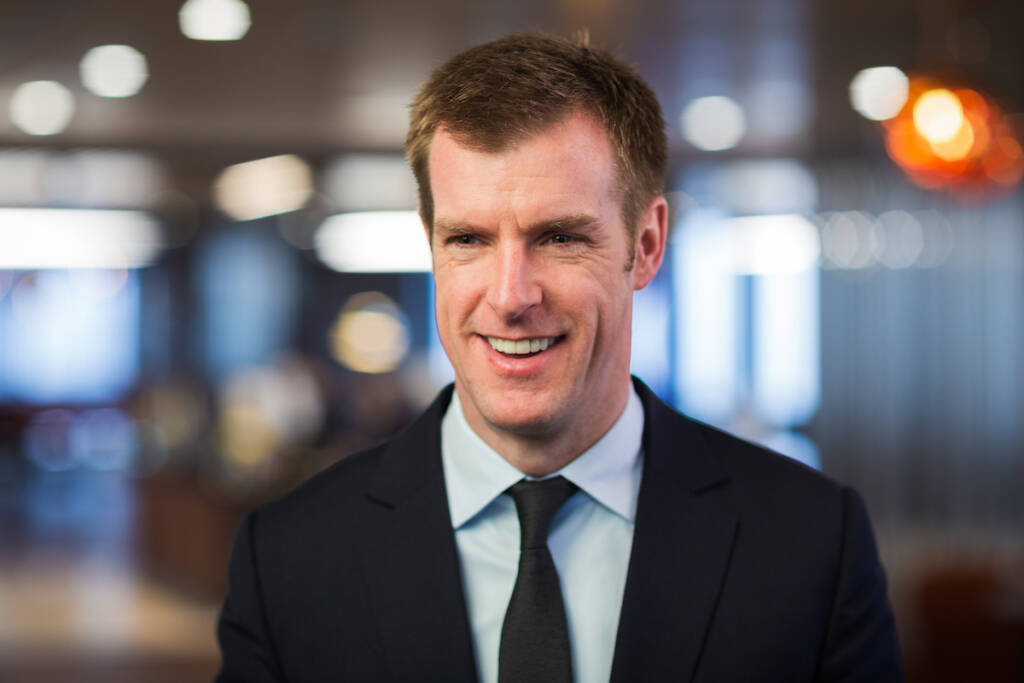 James McAlevey, Head of Rates, Portfoliomanager AIMS Fixed Income, bei Aviva Investors, Credit: Aviva (25.10.2018)