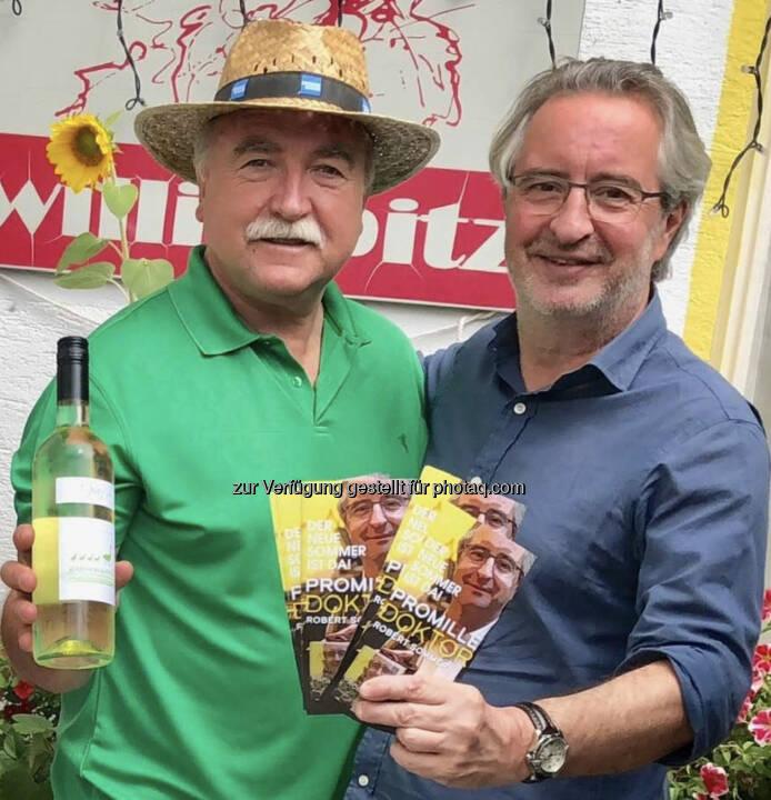Willi Opitz, Robert Sommer