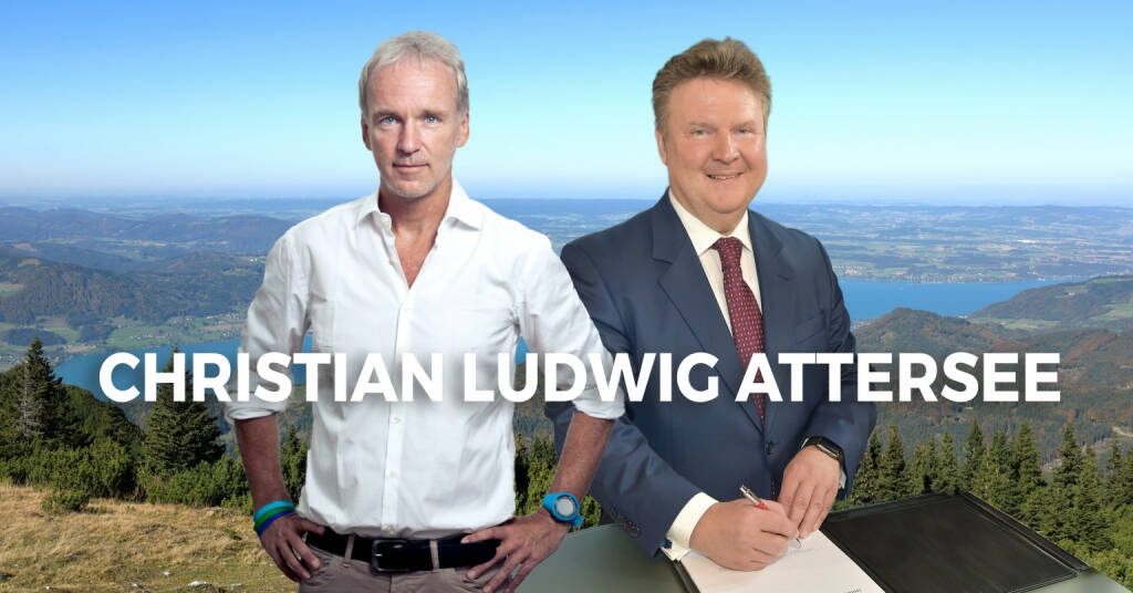 Christian Ludwig Attersee (29.10.2018)