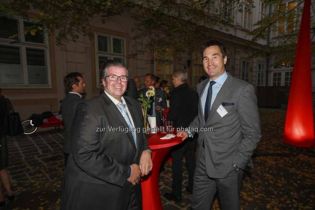 Wiener Börse - direct network event 2018, © APA-Fotoservice (29.10.2018)