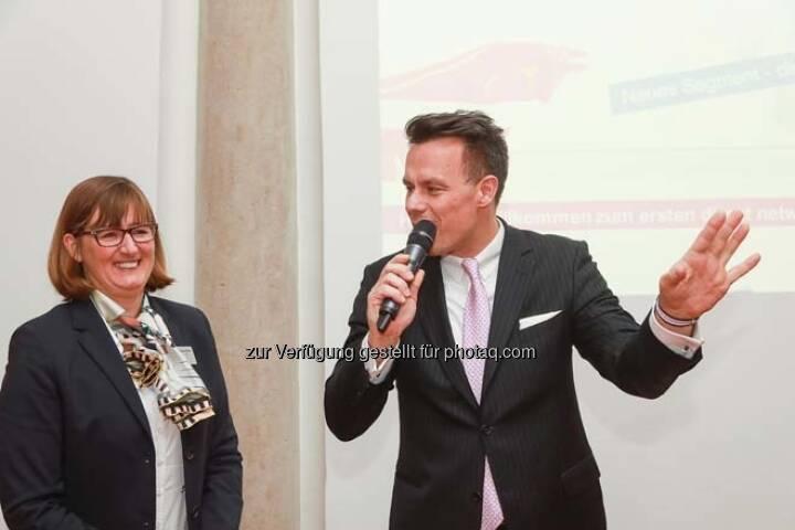 Henriette Lininger, Christoph Boschan