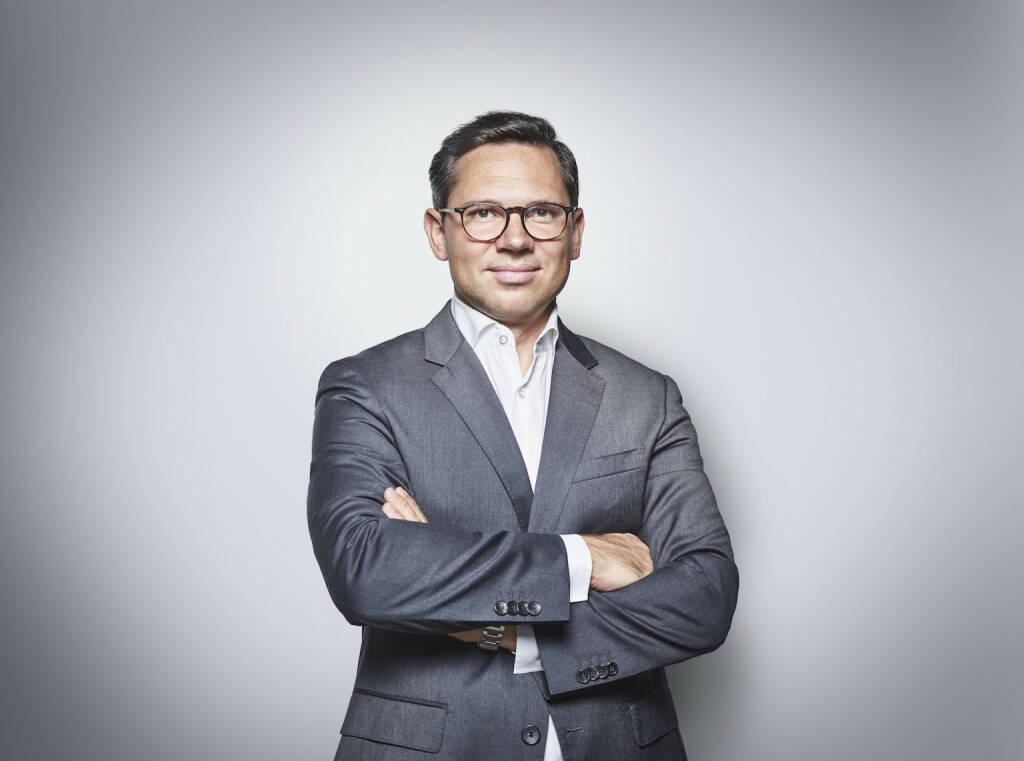Sebastian Hasenack: Neuer Leiter bei Solidvest, der digitalen Vermögensverwaltung der DJE Kapital AG: Credit: DJE (06.11.2018)