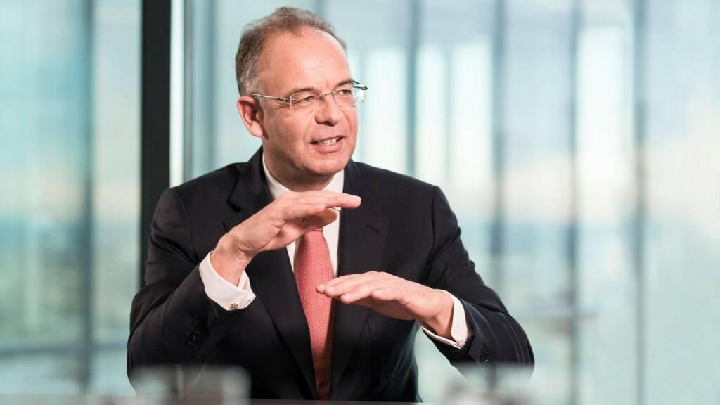 Wienerberger-CEO Heimo Scheuch; Credit: Wienerberger, © Aussender (08.11.2018)