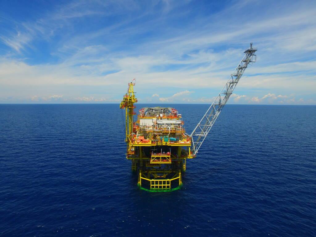 OMV und Sapura Energy bilden strategische Partnerschaft; Offshore Plattform Malaysia; Fotocredit:Sapura Energy; , © Aussendung (12.11.2018)