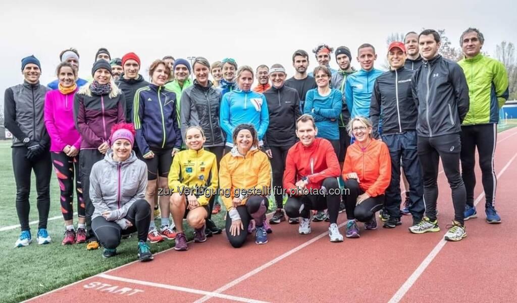 Laufseminar Teilnehmer (12.11.2018)