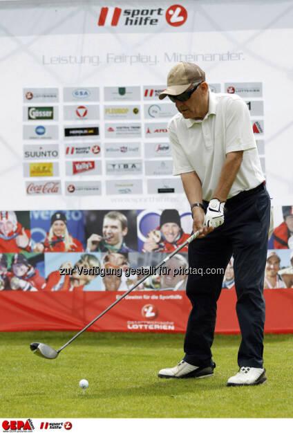 Sporthilfe Golf Trophy, GCC Schladming. Karl Kahr, Foto: GEPA pictures/ Harald Steiner (17.06.2013)