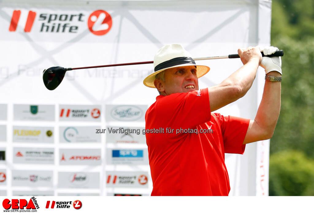 Sporthilfe Golf Trophy, GCC Schladming. Armin Kogler, Foto: GEPA pictures/ Harald Steiner (17.06.2013)