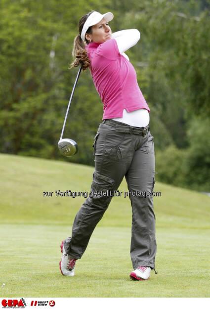 Sporthilfe Golf Trophy, GCC Schladming. Brigitte Obermoser, Foto: GEPA pictures/ Harald Steiner (17.06.2013)